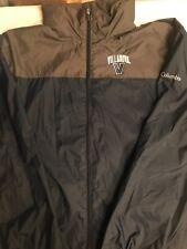 Villanova University Columbia Windbreaker Rainjacket XL