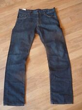 mens HUGO BOSS jeans - size 33/32 great condition
