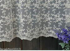 """1y Embroidery  Eyelet mesh Lace Fabric Ivory - 90cm(36"""") x 133cm(52"""") yh1520"""