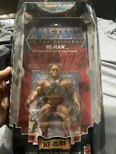 MOTU HE-MAN COMMEMORATIVE LIMITED EDITION 1 OF 15,000 MISB!!!