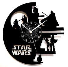 OROLOGIO DA PARETE  - FILM MOVIE - MORT NERA - JEDI -  STAR WARS #4