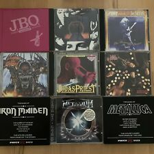 CD Sammlung 36 Stück Metal Hardrock Blues