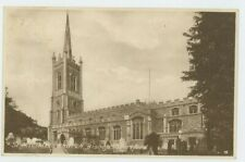 Bishops Stortford, St. Michaels Church Postcard, B970