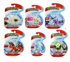 Pokemon Battle Figure Packs (2 and 3 Inch) New Sealed Choose Your Favourite