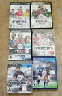 FIFA 04, 06, 08, 11, 13, & 16 LOT PS2, PS3, PS4 - Sony PlayStation CIB