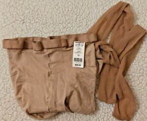 Red Hot Label by SPANX Firm Control High-Waist Mid-Thigh  Natural  Size 5