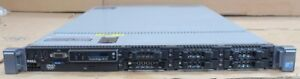 Dell PowerEdge R610 2x Xeon Quad Core E5520 2.26GHz 12GB 6-Bay 1U Rack Server