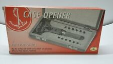 Watch Back Case OPENER Adjustable Tool Kit Battery Screw Cover Remover