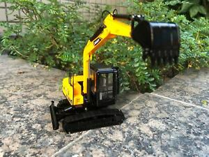 SANY 1/35 Construction Vehicle Car SY75C-9 Diecast Excavator Collect Model Toy