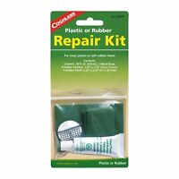 Coghlan's Plastic or Rubber Repair Kit w/ 0.3fl.oz. Cement Rasp & Rubber Patches