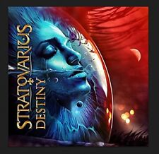 Destiny - 2 DISC SET - Stratovarius (2016, CD NEUF)