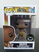 Marvel Funko Pop - Okoye - Black Panther - Popcultcha Exclusive - No. 275