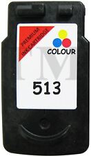 Remanufactured CL 513 Colour Ink fits Canon Pixma MP250 All-In-One