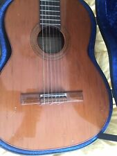 Taurus Model 45 Classical Guitar and Hard case (1971)