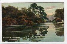 KILMAHEW & SWAN POND, CARDROSS: Dunbartonshire postcard (C3831).