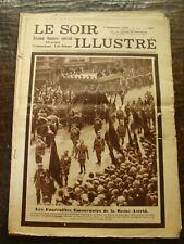 Le Soir Illustré - Les funérailles émouvantes de la Reine Astrid - 7/9/1935