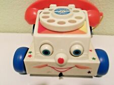 Fisher Price Chatter Phone Telephone with Moving Eyes