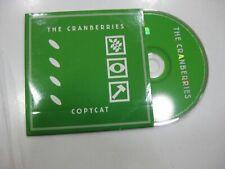 THE CRANBERRIES CD SINGLE EUROPE COPYCAT 2000 PROMO