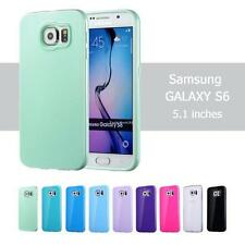 For iphone Samsung Galaxy Case Silicone Gel Rubber Protective Cover