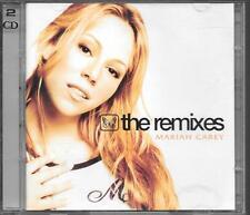 2 CD COMPIL 22 TITRES--MARIAH CAREY--THE REMIXES