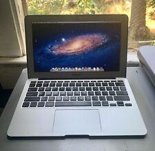 "Apple MacBook Air 11"" A1370 1.6GHz Intel i5 4GB 128GB SSD Mid 2011"