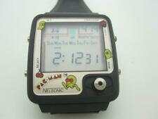 Rarest 1980 1st Version Nelsonic Midway Pac Man Pacman Game Watch!!!!