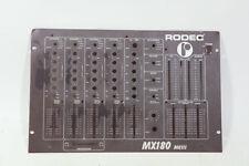 Usb mx180 mkiii original face plate mx 180mk III 3 audio mixer-parts repair