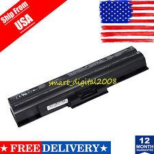 Battery For Sony Vaio VGP-BPS13 VGP-BPS13A VGP-BPS13A/B VGP-BPS13B/S VGP-BPL13