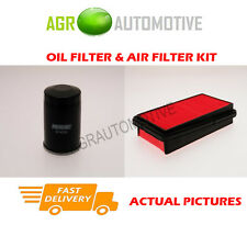 PETROL SERVICE KIT OIL AIR FILTER FOR HONDA ACCORD AERODECK 2.2 140 BHP 1991-93