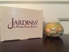 Harmony Kingdom Good Manners (Pigs) Jardinia by Martin Perry Studios Bnib