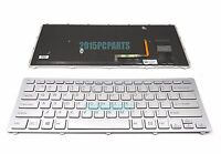 New for SONY VAIO Fit 14A multi-flip PC SVF14N Keyboard US Backlit Silver