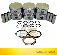 Piston & Ring Set Fits Jeep Dodge Dakota Durango 3.7 L Magnum - SIZE 030