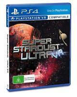 Super Stardust Ultra VR Virtual Reailty Alien Battle Game Sony Playstation 4 PS4