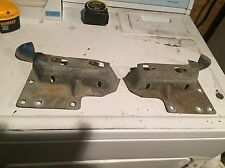 1973- 79 Ford Truck F100 F150 F250 Fender Grill Braces Filler Panels 1978 76 77