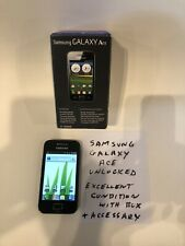 Samsung Galaxy Ace GT-S5830D --unlocked, Excellent Condition With Box And Chargr