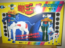 Koutetsu Jeeg Geag Takara popy Centaur Panzeroid Horse Japan Figure New