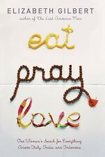 Eat, Pray, Love by Gilbert, Elizabeth DIGITAL Book INSTANT DELIVERY (10 MINUTES)