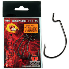 wild Devil Baits VMC Offset Drop Shot Haken