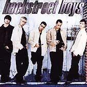 Backstreet Boys Self Titled Enhanced CD UPC 012414158925 BMG Direct