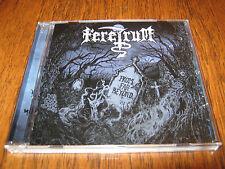 "FERETRUM ""From Far Beyond"" CD nihilist entombed death"