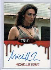 True Blood Michelle Forbes auto. card