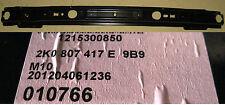 VW Caddy Stoßstangenträger Hinten 2K0807417E 9B9