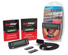 ScanGauge II Ultra Compact 3-in-1 Automotive Computer with Customizable Real-...