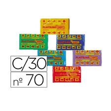 Plastilina Jovi 30 unidades 50 gr  Multicolor - G