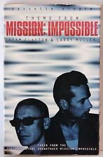 1996 Theme from Mission Impossible Cassette Adam Clayton Larry Mullen *UNTESTED*
