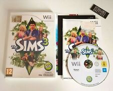 THE SIMS 3 WII Nintendo PAL ITA