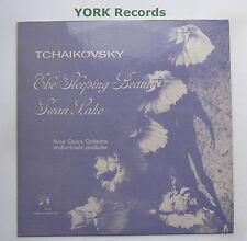 Am 2156-Tchaikovsky El Lago dormir belleza/Cisne destaca-ex Disco Lp