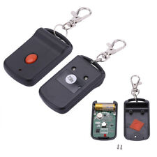 Portable 1 Button Garage Door Wireless Remote Control Transmitter Gate Opener
