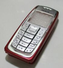 Replacement Front & Back Casing Shell With Keypad For Nokia 3120