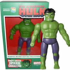 Medicom Marvel Retro Sofubi Collection - The Incredible HULK Vinyl Figure